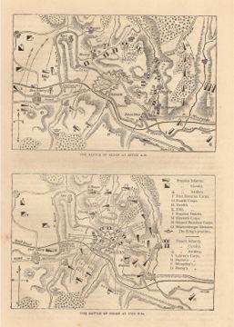 Battle Of Sedan Francoprussianwar Com History Of The Franco Prussian War